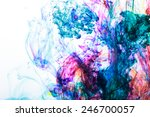 Abstract And Very Colorful...