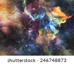 once upon a space series....   Shutterstock . vector #246748873
