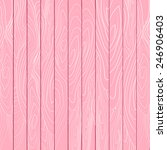 Pink Wooden Textured Backgroun...