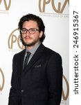 Small photo of LOS ANGELES - JAN 24: Kit Harrington at the Producers Guild of America Awards 2015 at a Century Plaza Hotel on January 24, 2015 in Century City, CA