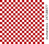 Vector Background  Checkerboar...