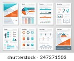 business infographics vector... | Shutterstock .eps vector #247271503