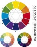 vector illustration of painter...   Shutterstock .eps vector #24727570