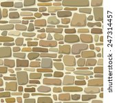 Stone Wall. Endless Texture ...
