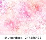 cherry blossom background   Shutterstock .eps vector #247356433