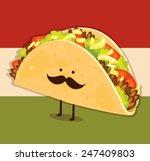 Cute Little Taco