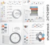 diagrams  charts  infographic...   Shutterstock .eps vector #247424893