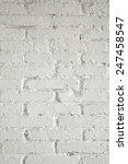 white wall background | Shutterstock . vector #247458547