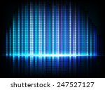 abstract vector background  ... | Shutterstock .eps vector #247527127