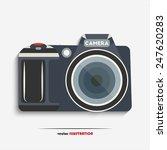 vector illustration of digital... | Shutterstock .eps vector #247620283