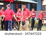 bangkok  thailand   jan 9  2015 ... | Shutterstock . vector #247647223