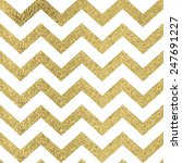 pattern in zigzag. classic... | Shutterstock .eps vector #247691227