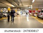 Parking Garage  Underground...