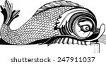 vector illustration. hand drawn ...   Shutterstock .eps vector #247911037