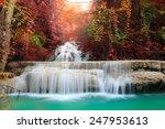 ������, ������: Huay Mae Kamin Waterfall