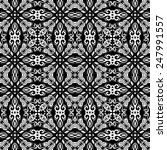 geometric pattern. seamless...   Shutterstock .eps vector #247991557
