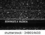 valencia  spain   january 25 ... | Shutterstock . vector #248014633