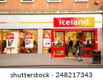 london   january 23rd  the... | Shutterstock . vector #248217343
