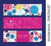 vector fairytale flowers...   Shutterstock .eps vector #248234137