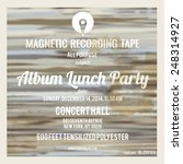 Magnetic Recording Tape Cover...