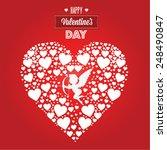 Happy Valentines Day Hearts...
