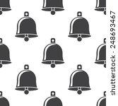 bell pattern.