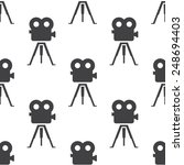 camcorder pattern.