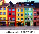 villingen  germany   january 24 ... | Shutterstock . vector #248695843