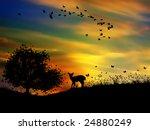 beautiful nature | Shutterstock . vector #24880249
