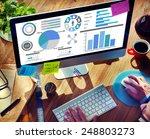 planning plan strategy data... | Shutterstock . vector #248803273