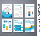 templates. set of web  mail ... | Shutterstock .eps vector #248978407