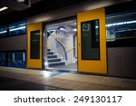 subway carriages | Shutterstock . vector #249130117
