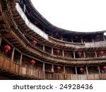 the earth tower of hakka   an... | Shutterstock . vector #24928436