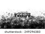 grunge texture   abstract stock ...   Shutterstock .eps vector #249296383