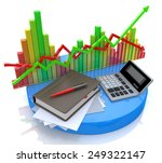 accounting   business... | Shutterstock . vector #249322147