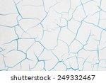 crack wall | Shutterstock . vector #249332467