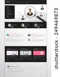 corporate website template ...