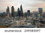 london  uk   january 27  2015 ... | Shutterstock . vector #249585097