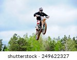 plunge lithuania may 11... | Shutterstock . vector #249622327