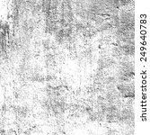 distress overlay grainy texture ... | Shutterstock . vector #249640783