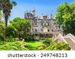 The Regaleira Palace  Quinta D...