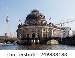 berlin  germany   april 12  the ... | Shutterstock . vector #249838183