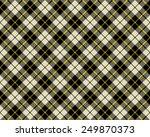 black and beige fabric texture... | Shutterstock .eps vector #249870373
