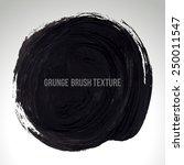 brush stroke and texture.... | Shutterstock .eps vector #250011547