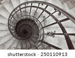 The Spiral Stairs St.stephen's...