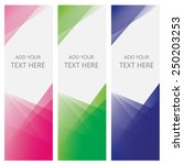 roll up | Shutterstock .eps vector #250203253