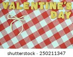 valentines day letters | Shutterstock . vector #250211347