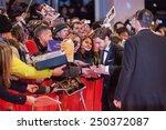 berlin  germany   february 05 ... | Shutterstock . vector #250372087