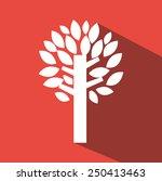 tree icon design  vector... | Shutterstock .eps vector #250413463