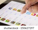 adelaide  australia   september ... | Shutterstock . vector #250627297